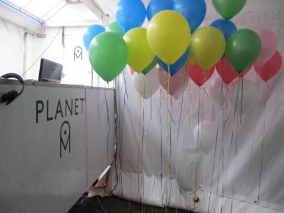 Geotales workshops ballonnen